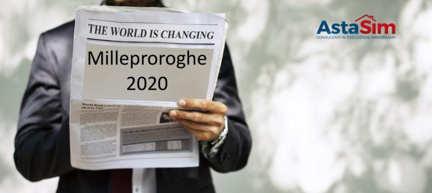 decreto milleproroghe 2020